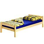 Bett BORIS in 2 Farben und 3 Größen