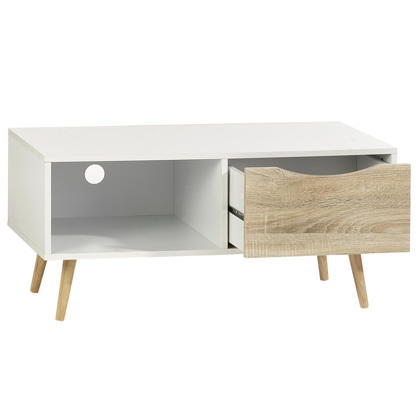 tv kommode tv rack hifi m bel lowboard fernsehtisch wei. Black Bedroom Furniture Sets. Home Design Ideas