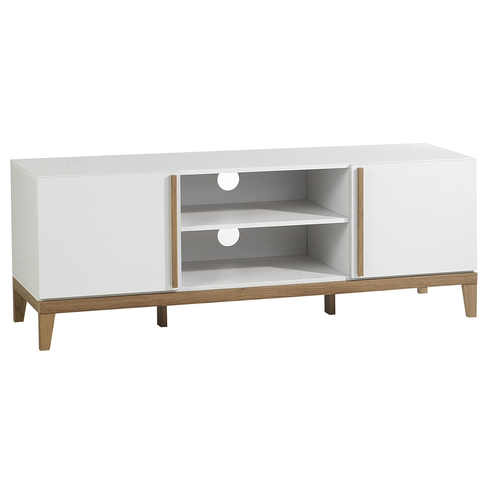 tv rack hifi m bel lowboard fernsehtisch wohnzimmertisch. Black Bedroom Furniture Sets. Home Design Ideas