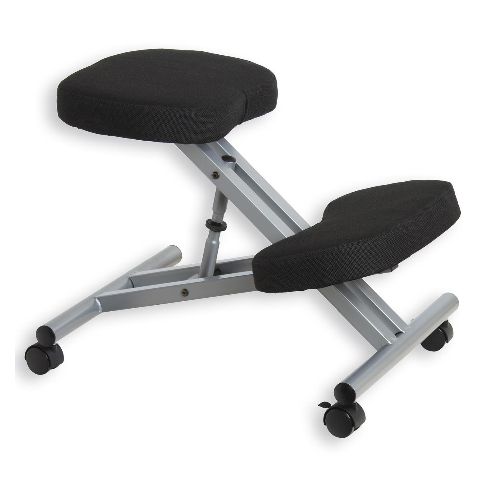 Bürohocker ergonomisch  Kniestuhl Kniehocker Sitzhocker Bürohocker Stoff ergonomisch ...