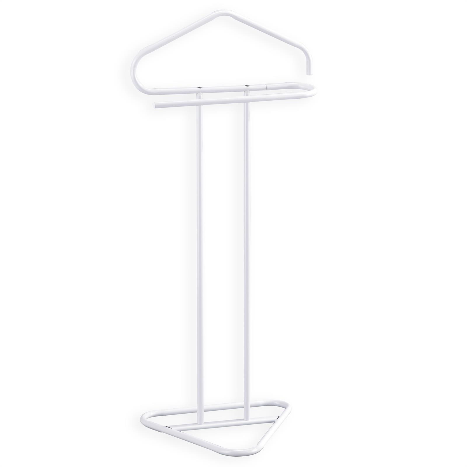 herrendiener stummer damen diener kleiderbutler kleiderst nde metall lackiert ebay. Black Bedroom Furniture Sets. Home Design Ideas