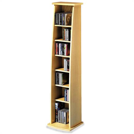 cd dvd blu ray regal rack st nder aufbewahrung medien m bel in buche ebay. Black Bedroom Furniture Sets. Home Design Ideas