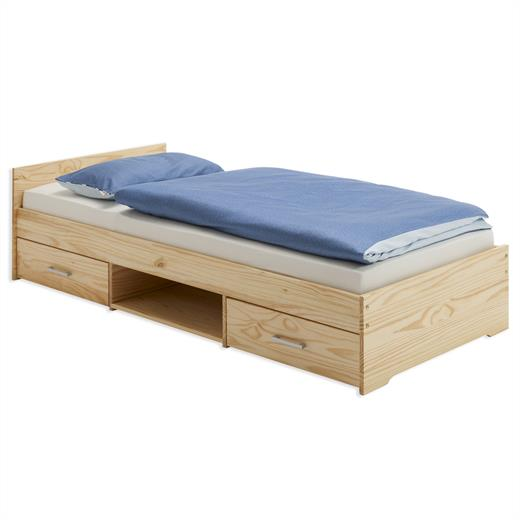 einzelbett kinderbett funktionsbett jugendbett kiefer. Black Bedroom Furniture Sets. Home Design Ideas