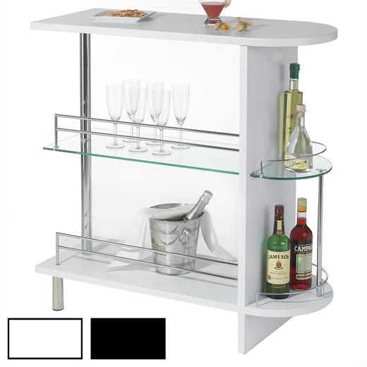 bartisch tresentisch thekentisch stehtisch bistrotisch mit. Black Bedroom Furniture Sets. Home Design Ideas