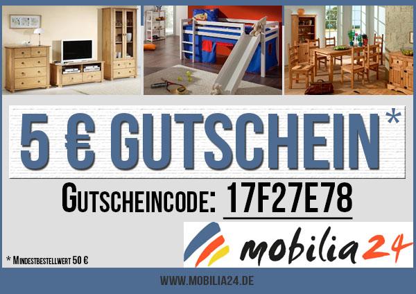 Mobilia24 shopping Gutschein