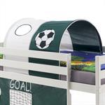 Tunnel GOAL mit Fußball Motiv in weiß/grün