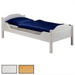Holzbett  KÖLN in 5 Größen und 4 Farben