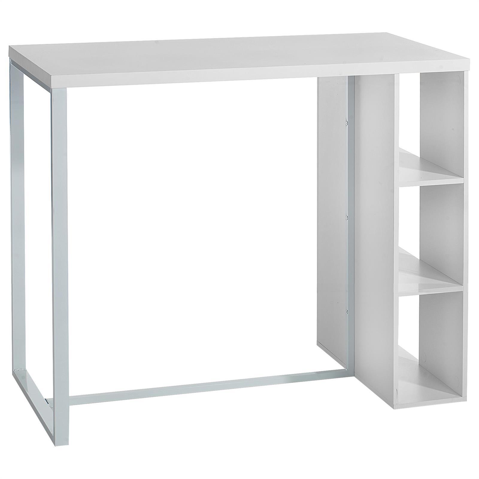 bartisch bartresen ibiza in wei mobilia24. Black Bedroom Furniture Sets. Home Design Ideas