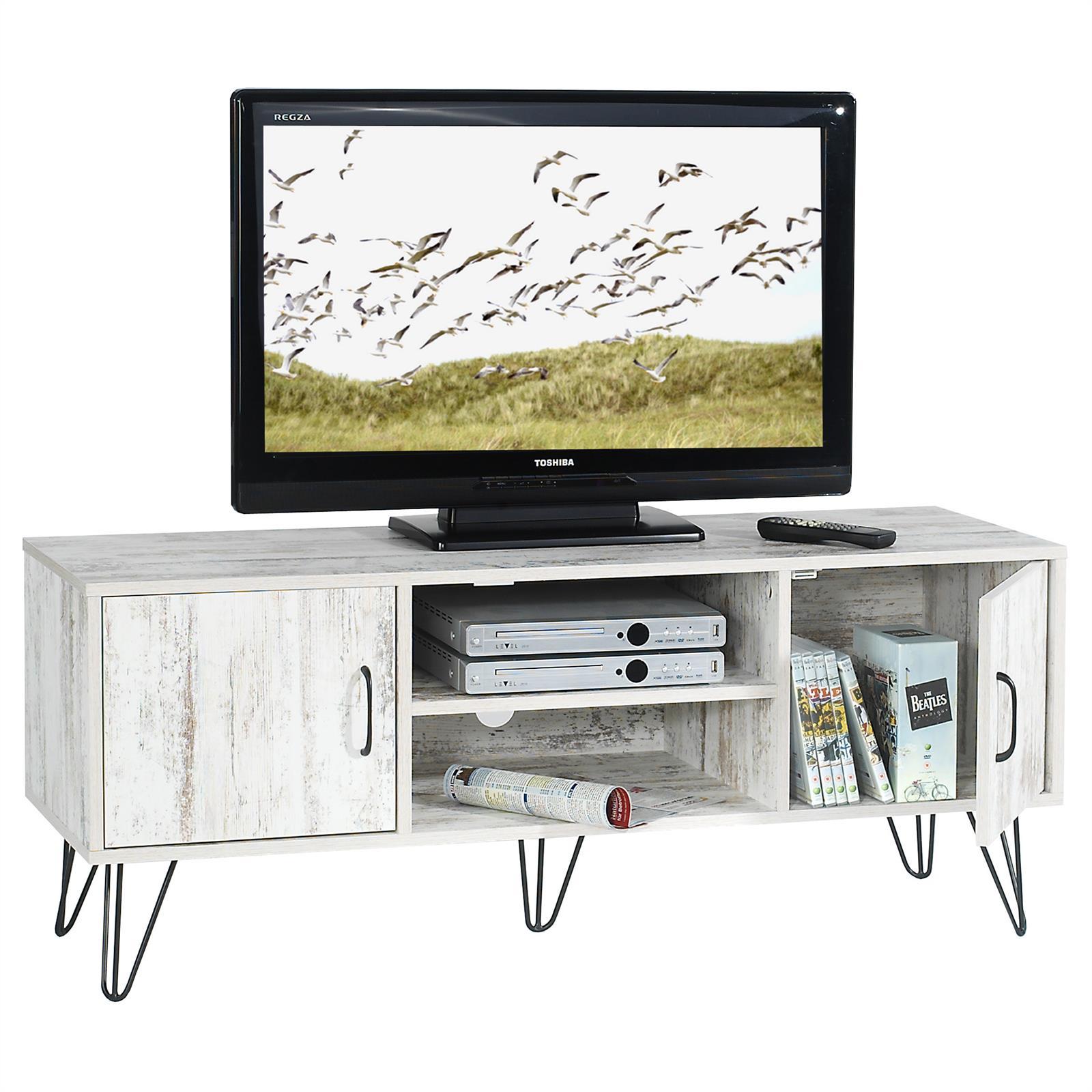 tv m bel lowboard eva shabby chic mobilia24. Black Bedroom Furniture Sets. Home Design Ideas