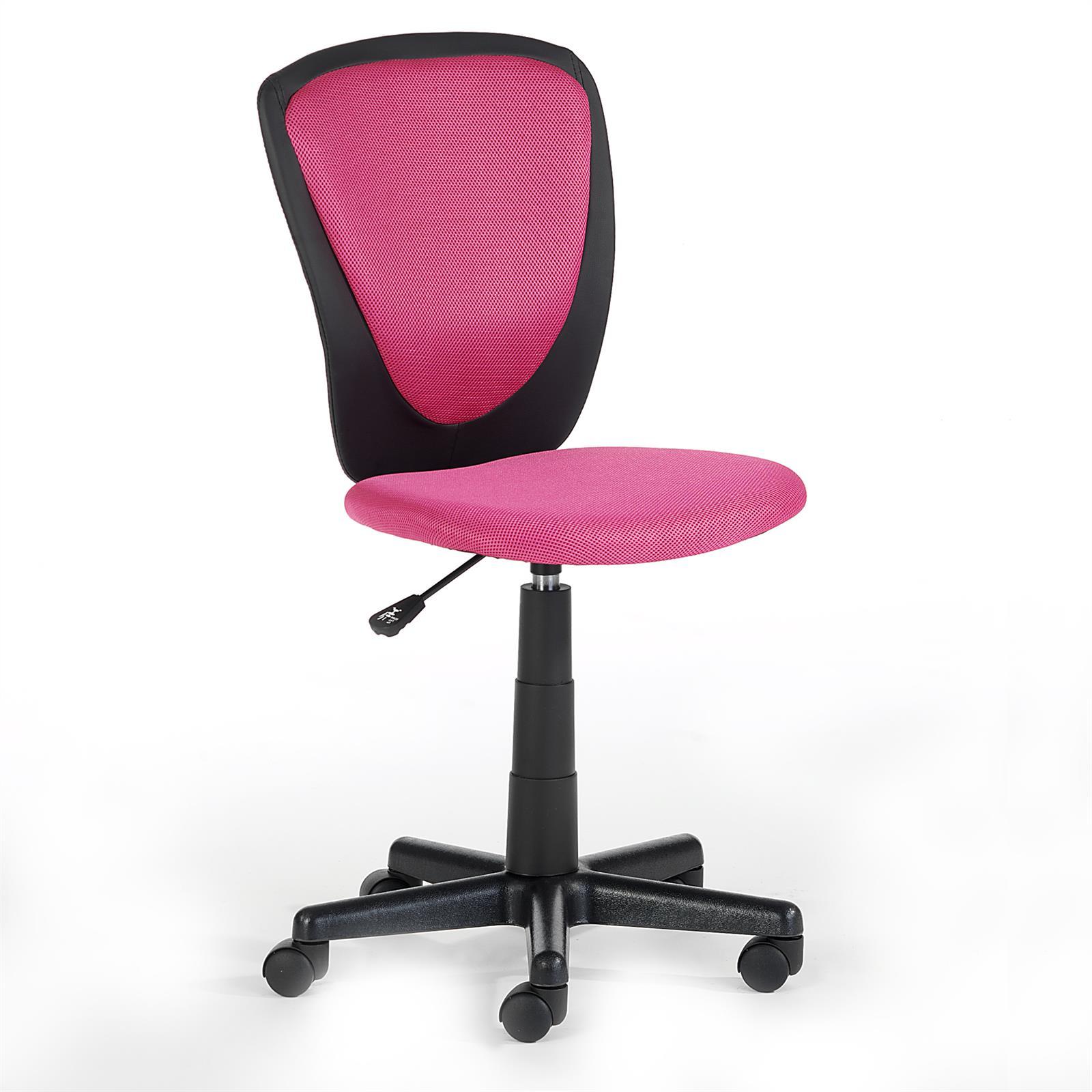 Schreibtischstuhl f r kinder drehstuhl b rostuhl h henverstellbar mit netzstoff ebay - Drehstuhle fur kinder ...