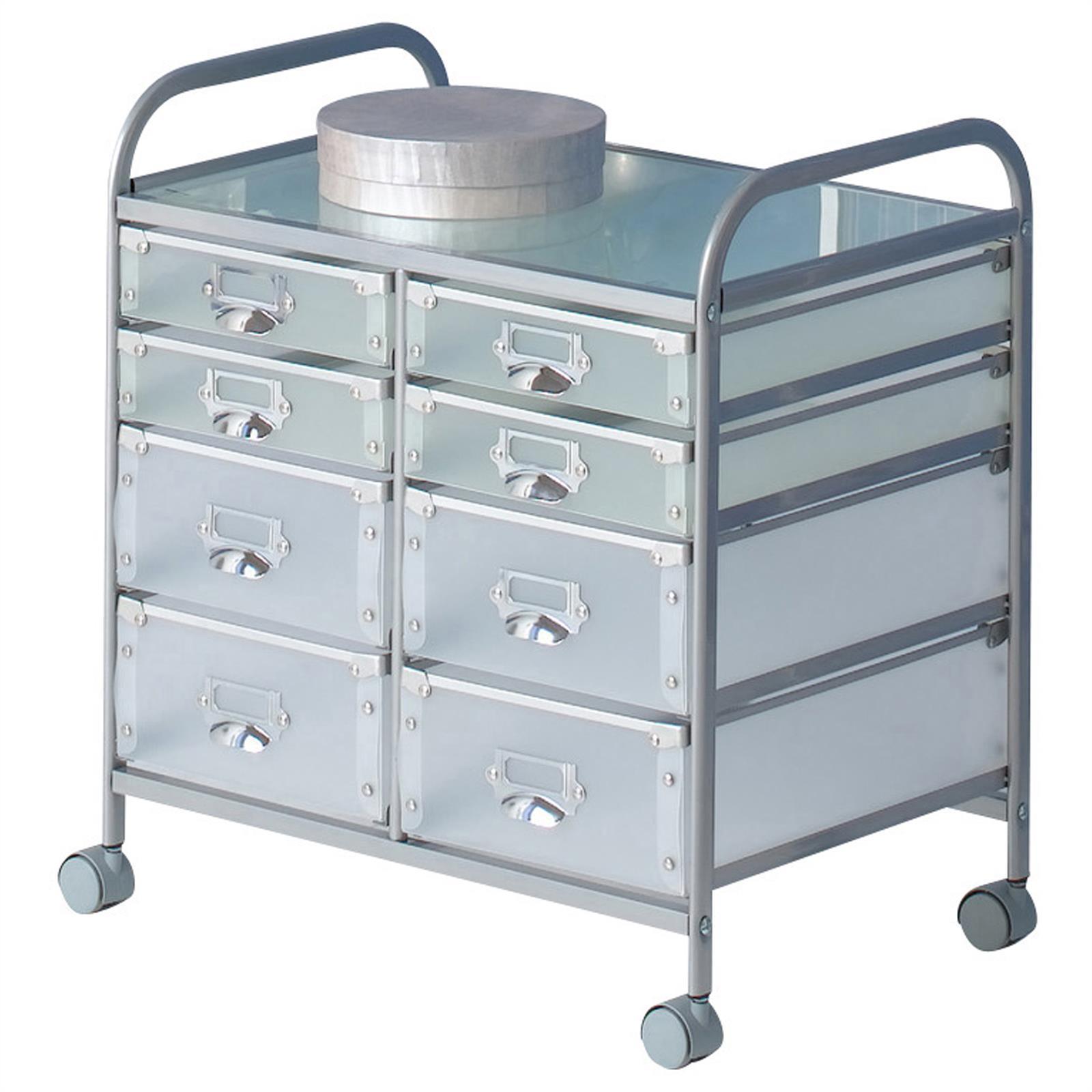 rollcontainer roli mit 8 schubladen mobilia24. Black Bedroom Furniture Sets. Home Design Ideas