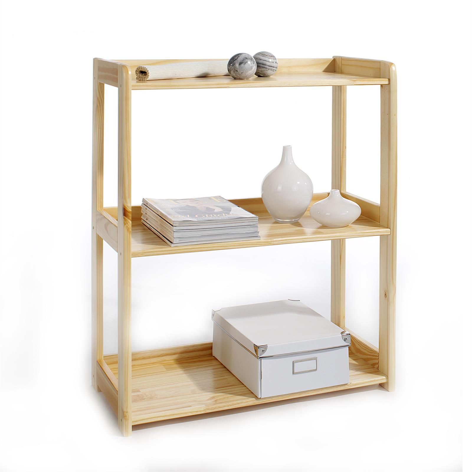regal b cherregal standregal 3 b den kiefer natur 4016787000009 ebay. Black Bedroom Furniture Sets. Home Design Ideas