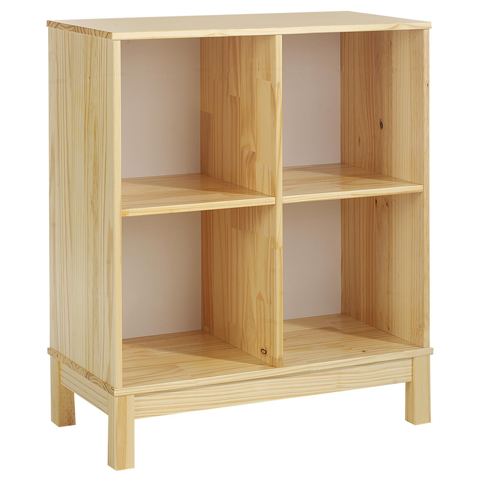 regal standregal logo 4 f cher kiefer natur mobilia24. Black Bedroom Furniture Sets. Home Design Ideas