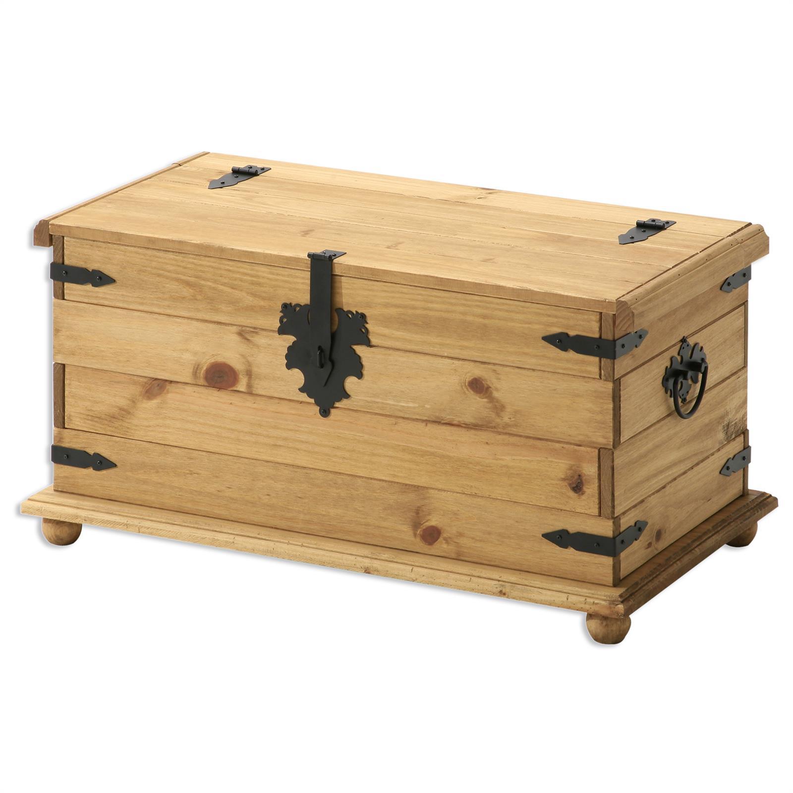 mexico m bel truhe tequila in kiefer massiv mobilia24. Black Bedroom Furniture Sets. Home Design Ideas