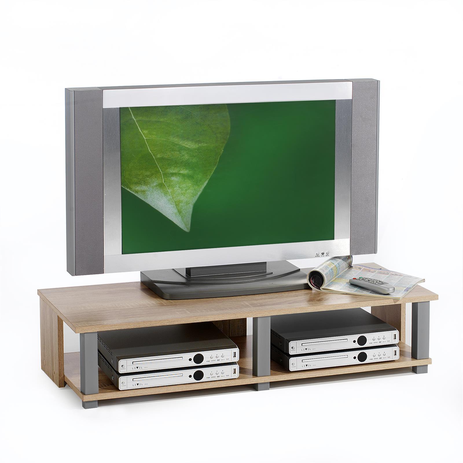 tv m bel gero sonoma eiche mobilia24. Black Bedroom Furniture Sets. Home Design Ideas