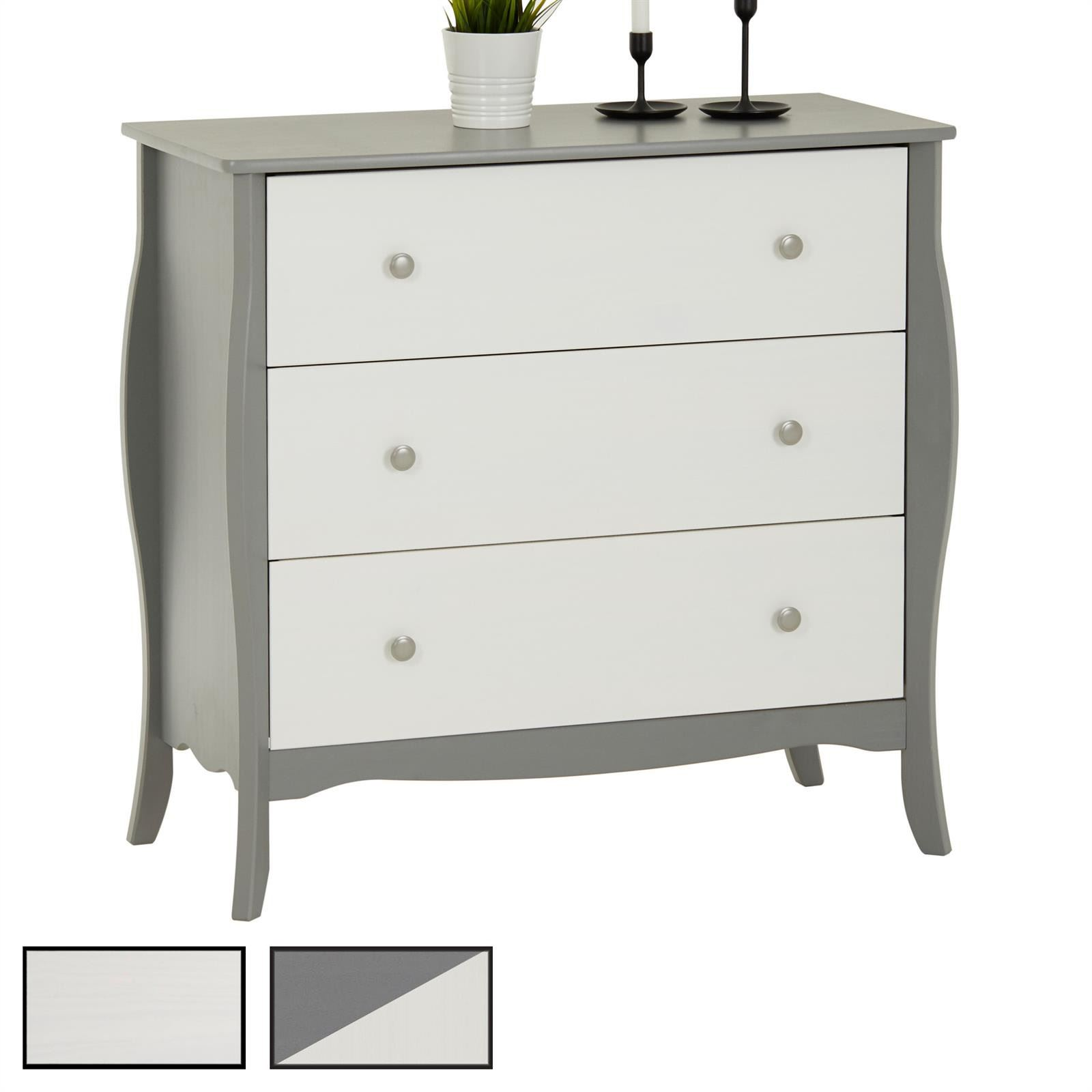 kommode antoinette im barockstil mobilia24. Black Bedroom Furniture Sets. Home Design Ideas