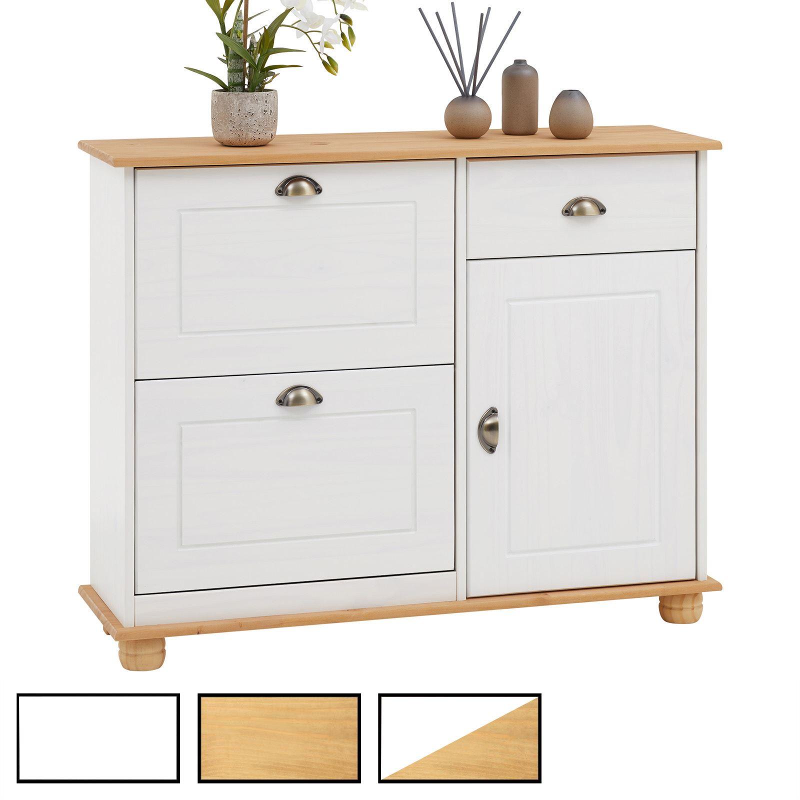 schuhschrank colmar in 2 farbvarianten mobilia24. Black Bedroom Furniture Sets. Home Design Ideas