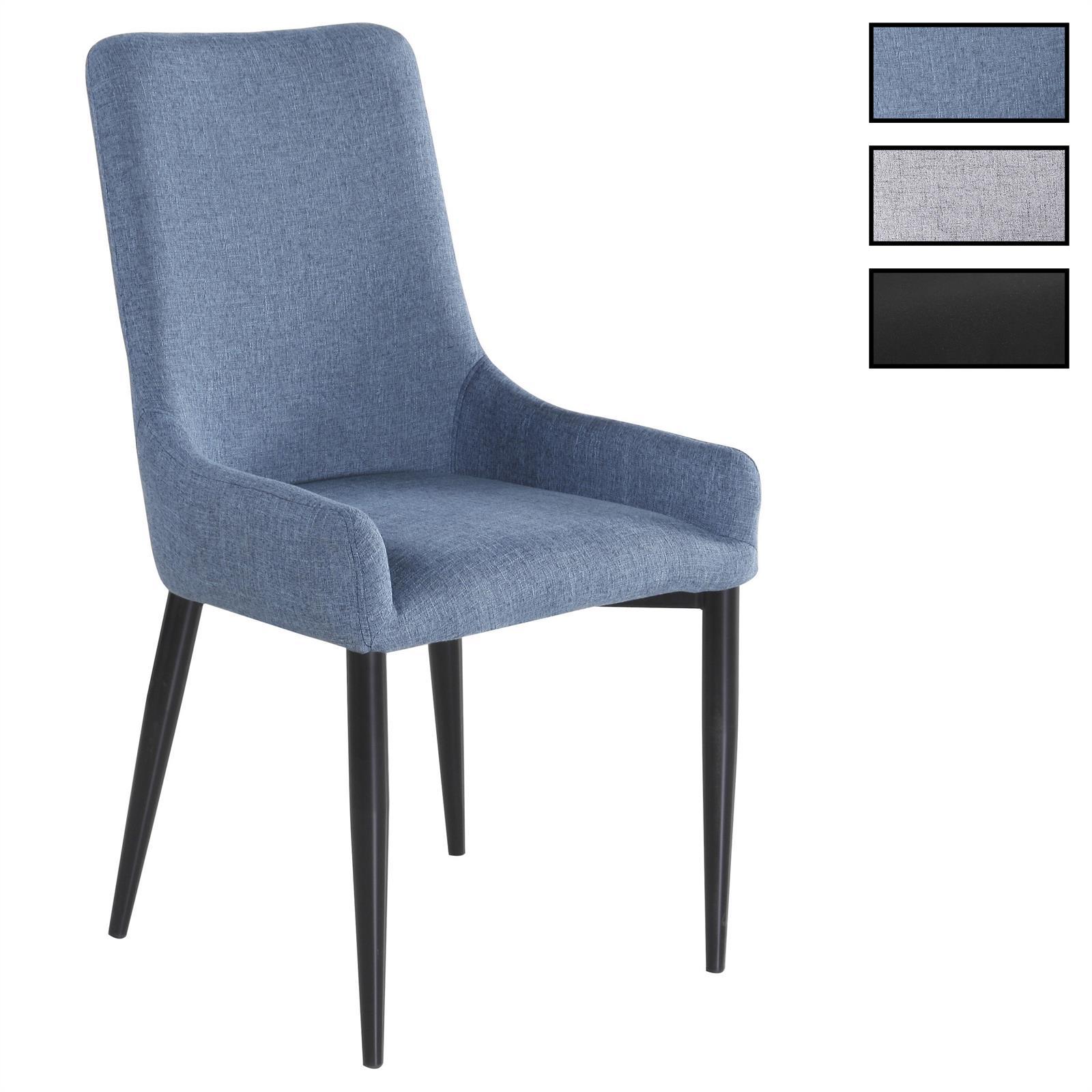 Gewaltig Stühle Mit Stoffbezug Das Beste Von 4er Set Stuhl Kylie Stoffbezug,