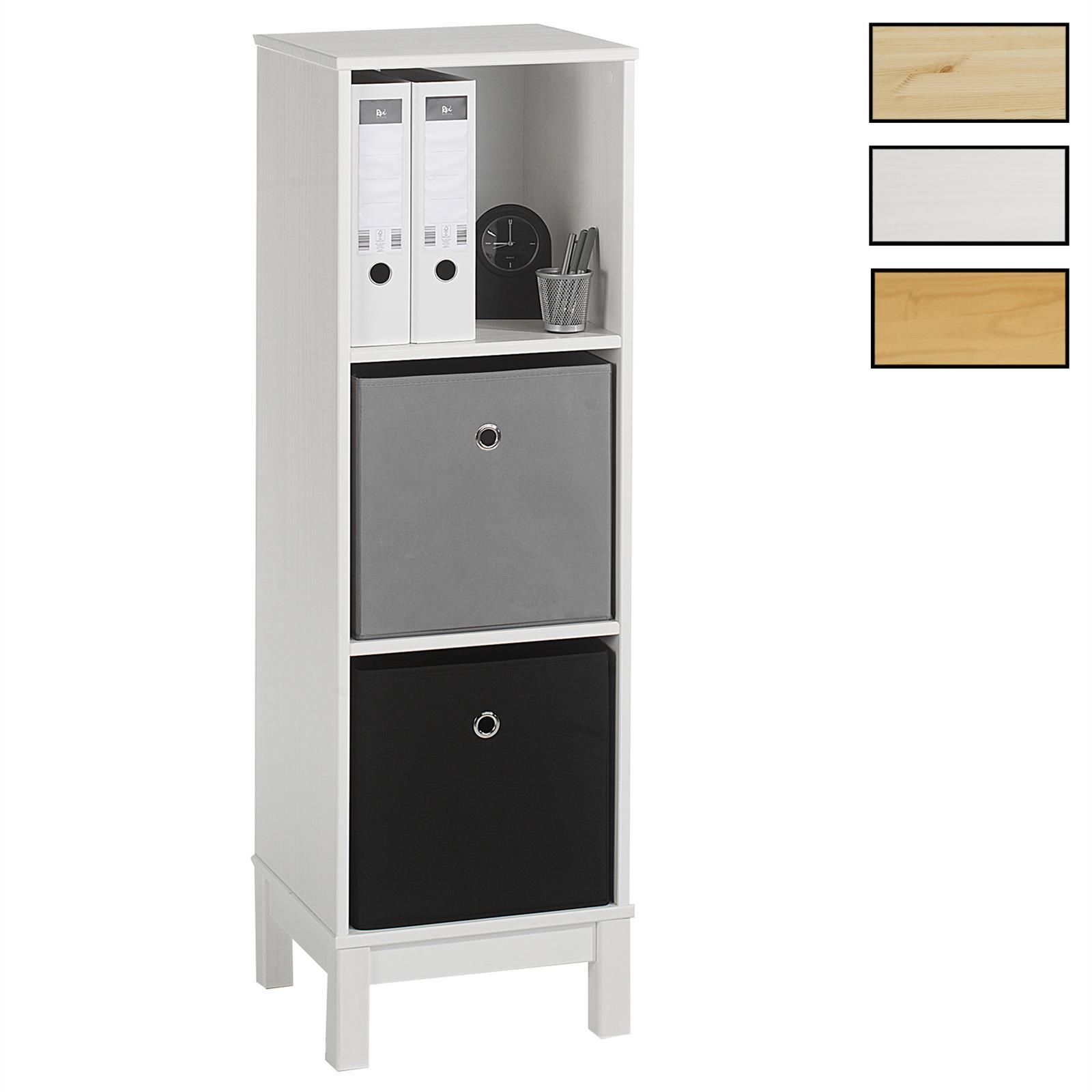regal standregal logo mit 3 f cher mobilia24. Black Bedroom Furniture Sets. Home Design Ideas