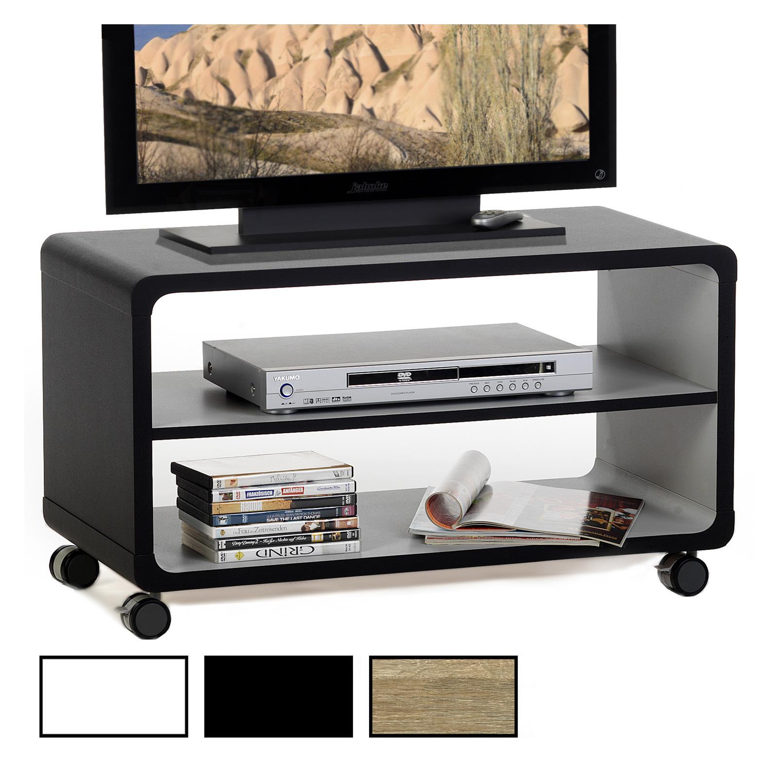 tv rack miami in versch farbvarianten mobilia24. Black Bedroom Furniture Sets. Home Design Ideas
