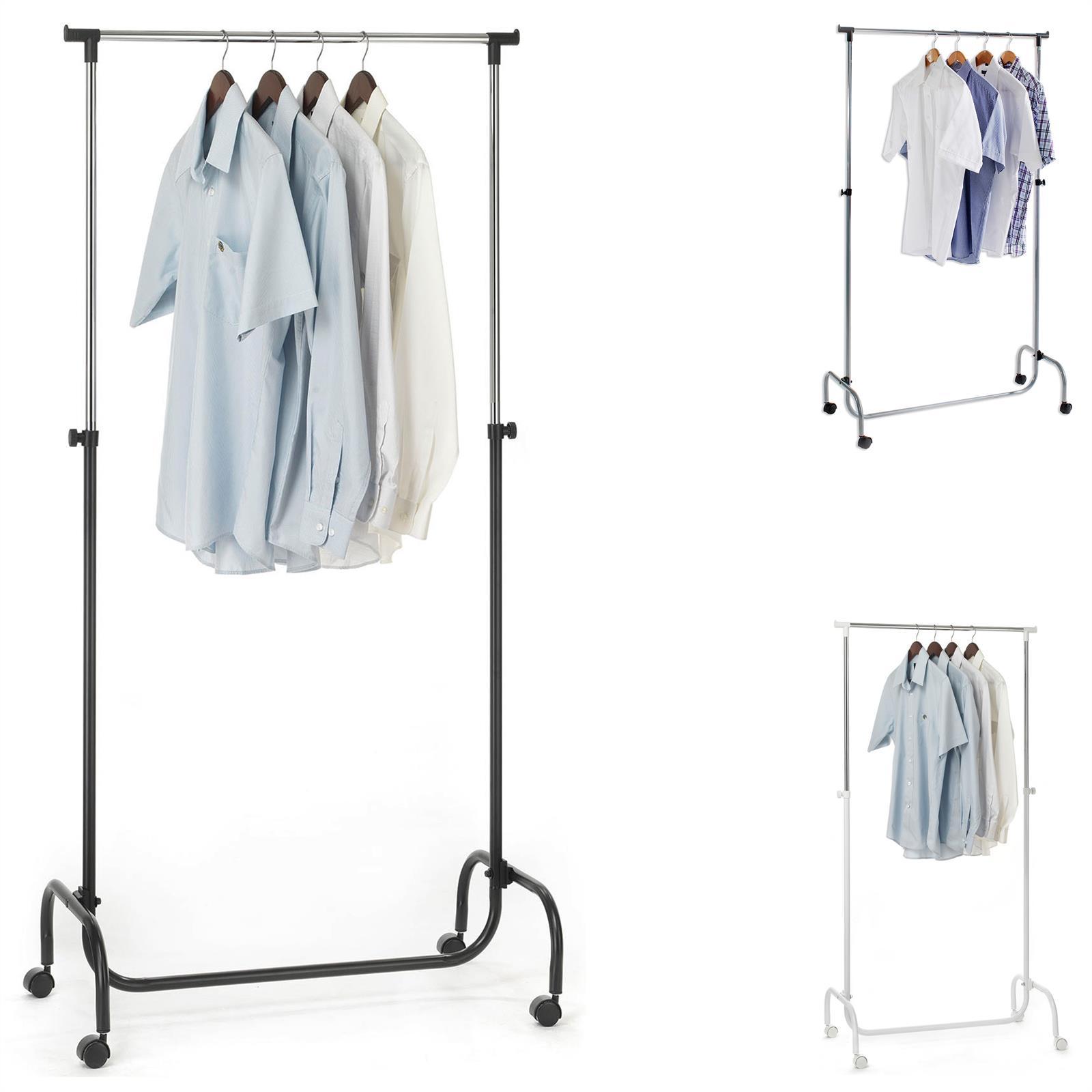 kleiderst nder auf rollen test vergleich kleiderst nder auf rollen g nstig kaufen. Black Bedroom Furniture Sets. Home Design Ideas