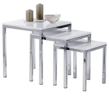 Tischset LUNA Dreisatztische