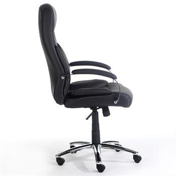 Bürodrehstuhl Chefsessel CONSUL, schwarz