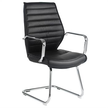 Besucherstuhl Sessel CONFERENCE schwarz