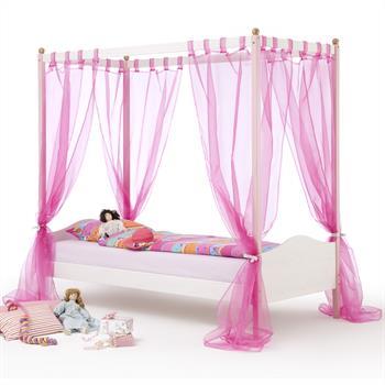 himmelbett isabella 90x200 cm mobilia24. Black Bedroom Furniture Sets. Home Design Ideas