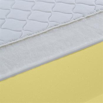 Matratzenauflage Topper Viskoelastik 90 x 200 cm