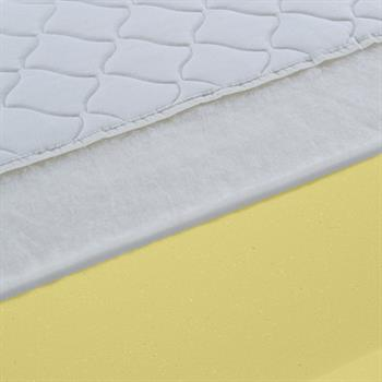 Matratzenauflage Topper Viskoelastik 140 x 200 cm