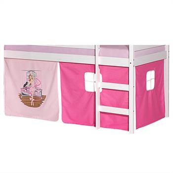 Vorhang BALLERINA, in rosa/pink