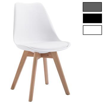 Esszimmerstuhl ABBY aus Kunststoff im 4er Set
