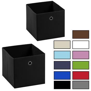 Stoffbox ELA faltbar 2er Pack