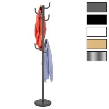 Kleiderständer MILA mit 8 Haken, Farbauswahl