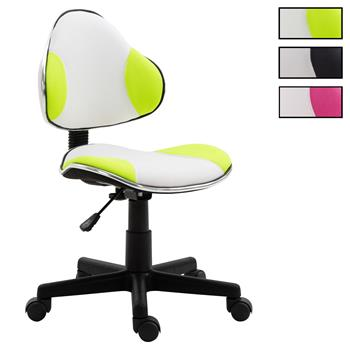 Bürodrehstuhl OSAKA mit Netzbezug, Farbauswahl