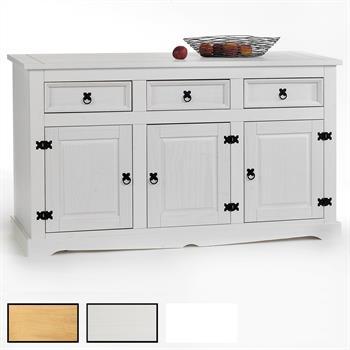 Anrichte Sideboard TEQUILA mit 3 Türen + 3 Schubladen