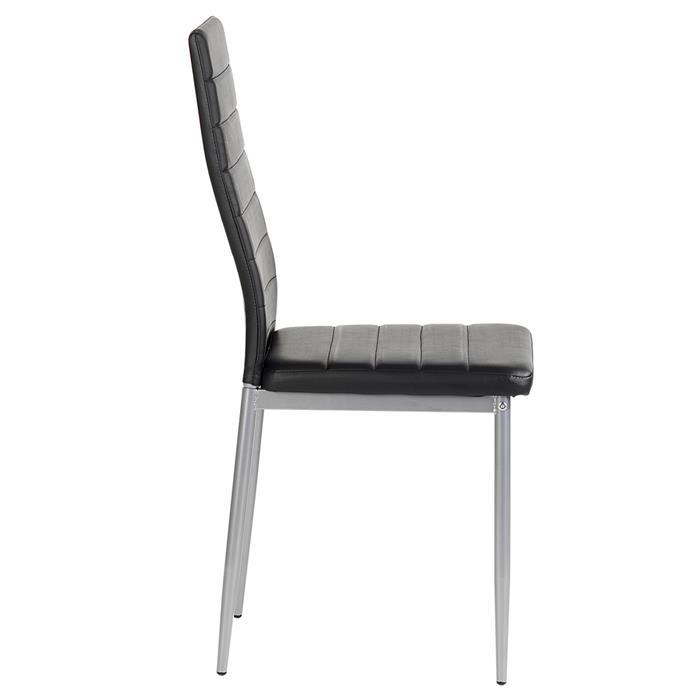 Esszimmerstuhl NATHALIE, Set mit 4 Stühlen