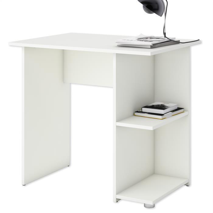 Schreibtisch NOVA in weiß