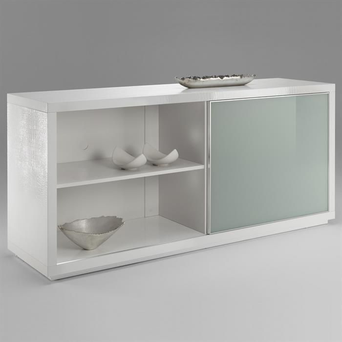 Design Buffet Sideboard ACAPULCO weiß