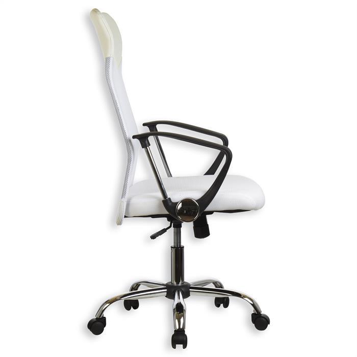 Schreibtischstuhl NORBERT, weiß