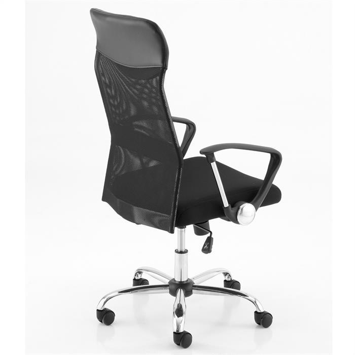Schreibtischstuhl NORBERT, schwarz