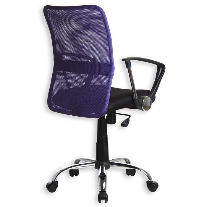 Schreibtischstuhl RUDI lila