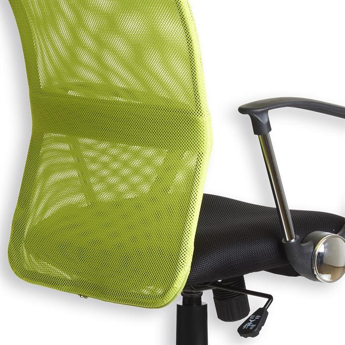 Schreibtischstuhl RUDI grün