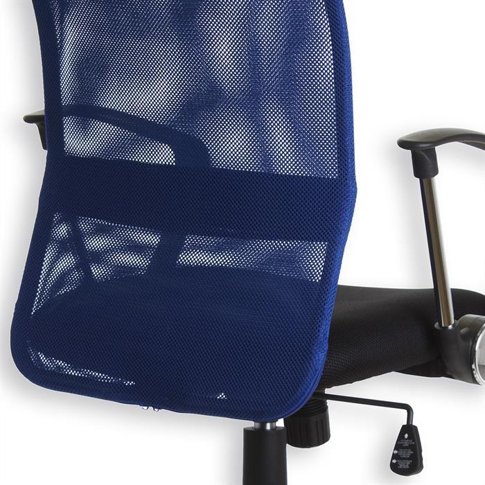 Schreibtischstuhl RUDI blau