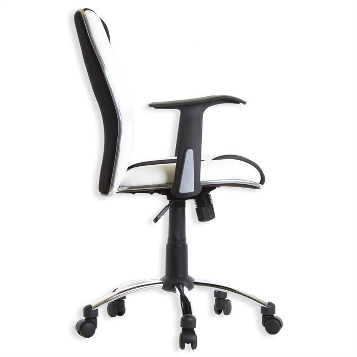 Bürostuhl Drehstuhl DIRK, höhenverstellbar