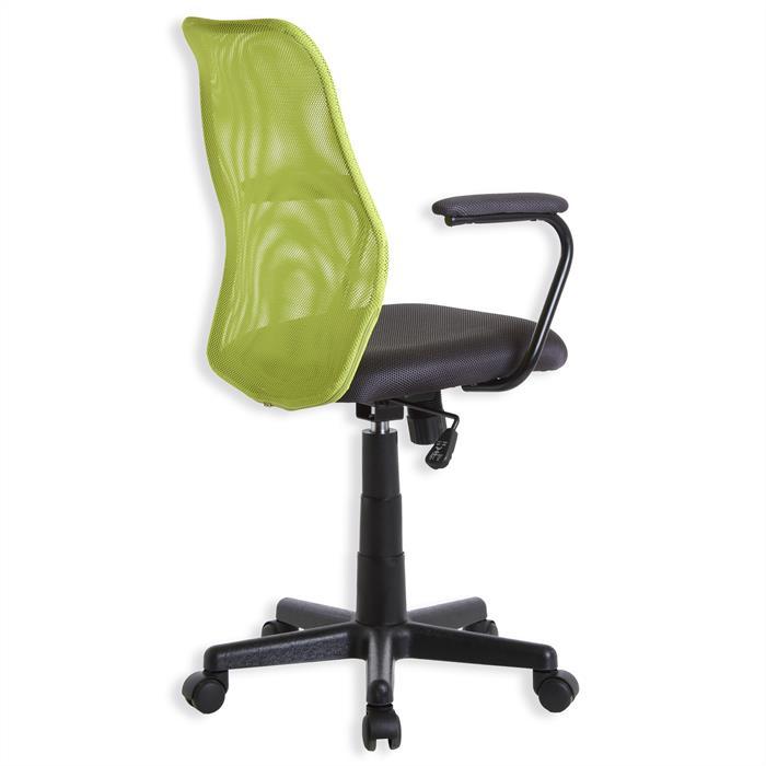 Schreibtischstuhl BENDIX in grün