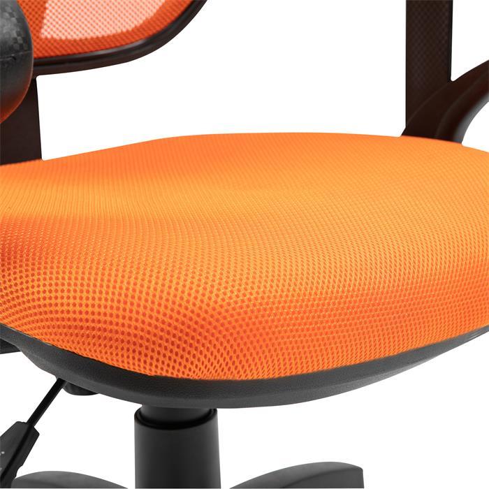 Kinderdrehstuhl COOL in orange