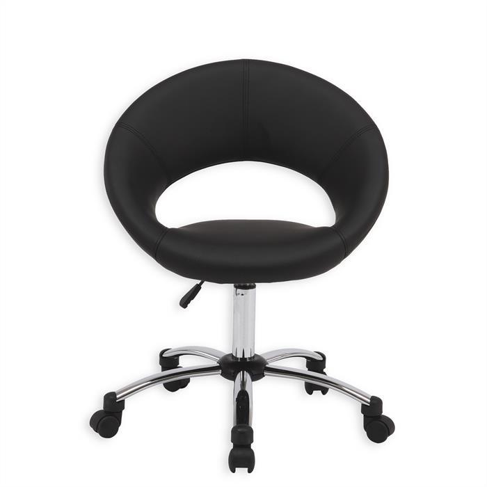 Lounge- Club-Sessel DIEMO, schwarz