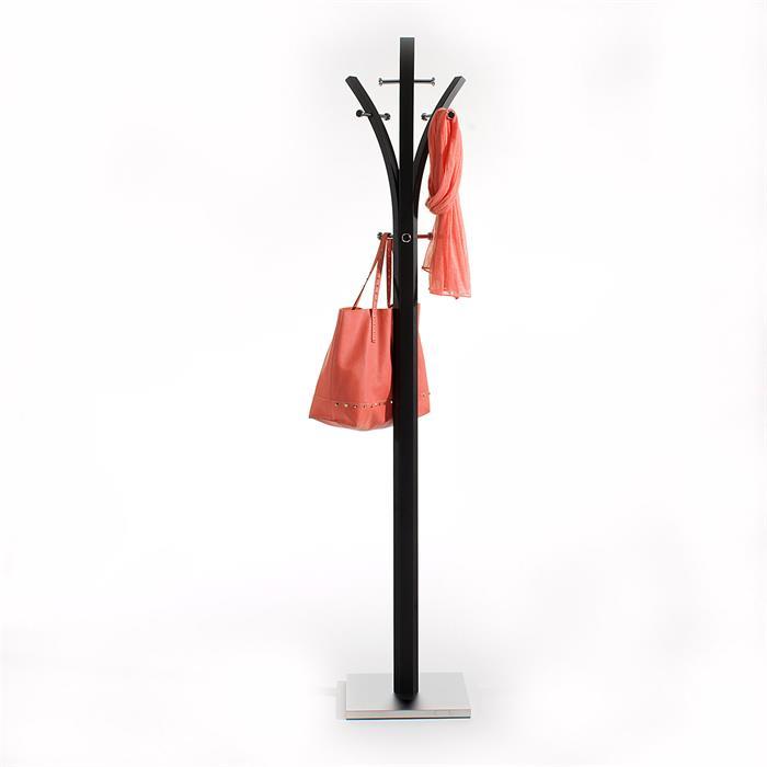 Garderobenständer DENIS in schwarz